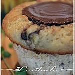 recette ~Muffins aux bananes et au chocolat Reeses~