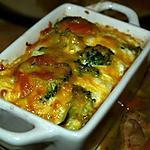 recette Flans de Brocolis et Cheddar