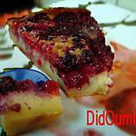 recette Clafoutis aux fruits rouges