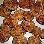 recette aubergines frites