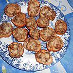 recette Croutons de sardines au parmesan