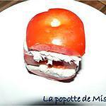 recette Coeur de tomate