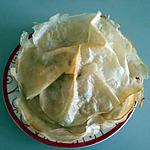 recette feuilleté aux pommes et aux pruneaux