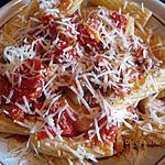 recette Pates sauce tomates cerise