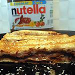 croque nutella-coco