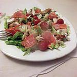 recette assiette de crudités