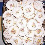 recette Gâteaux blancs