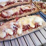 recette pizzabag