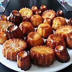 recette Cannelés bordelais de Choupaste
