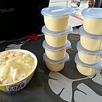 recette Glace à la mangue