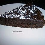 recette Délice au chocolat et au café