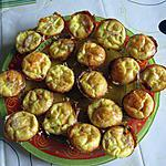 recette Mini quiches lorraine