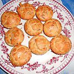 recette muffins aux lardons