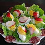 recette salade apéritive