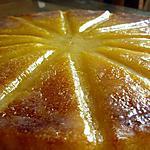 recette gâteau fondant à l'orange