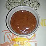 recette Mousse Noire Choco Manon