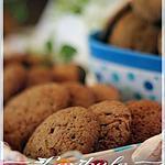 recette ~Biscuits à la mélasse~