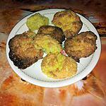 recette rochers coco citron vert
