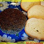 recette Flans aux champignons