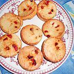 recette petits gateaux chorizo, poivron rouge