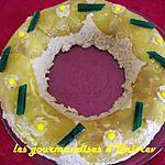 recette Ananas condé au micro-ondes