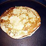 recette pancakes au miel