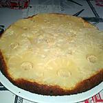 recette Gâteau moelleux à l'ananas (pour diabétiques)