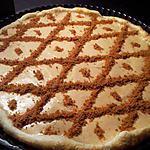 recette tarte mascarpone speculoos caramel beurre salé