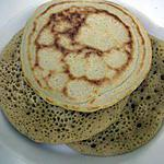 recette Baghrir ou crêpes de l'afrique du nord sans lait ni oeuf