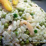 recette risotto à ma façon (diététique)
