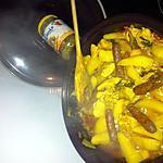 recette Tajine Poulet Pomme de terre