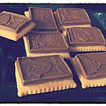 recette Petits écoliers au chocolat