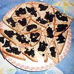Toasts aux oeufs de lump
