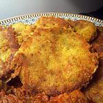 recette maakouda (galette de pomme de terre)