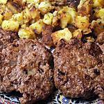 recette mini steack haché kefta aux epices
