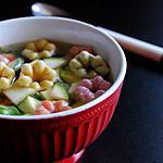recette Soupe de légumes à la moda d'Italia