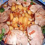 recette Roti de porc en cocotte
