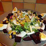 recette salade du moment
