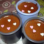 recette Mousse choco-caramel