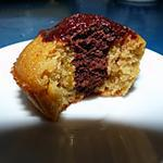 recette Muffins orange - chocolat