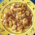 recette Curry de volaille aux endives
