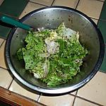 recette le printemps est la (ma salade)