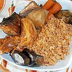 recette Tièbou dienne (Riz Au Poisson Sénégalais)
