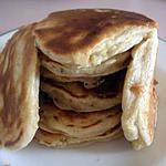 recette Voinis ou blinis aux flocons d'avoine & graines