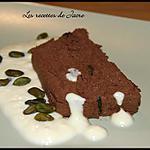 recette mousseux au chocolat