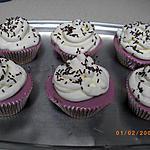 recette cupcakes nature et choco simple mais délicieux