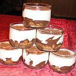 recette Verrine speculoos nutella & fromage blanc