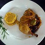 recette tajine de poulet, olives vertes et citron