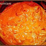 recette Sauce tomate au poivron