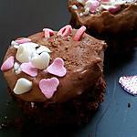 recette Gateau mousse au nutella (pour nos 16 ans d'amour)